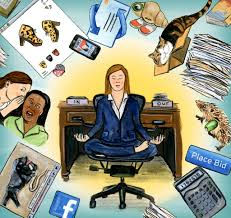 to avoid distractions at work hit the reset button the new york distracted it s time to hit the reset button