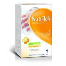 Детские молочные смеси виды ассортимент и отзывы мам Детская молочная смесь nutrilak