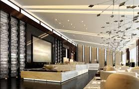 hallway with stylish interior design 3d model max 1 ...