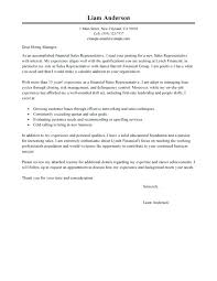 Cover Letter For Sales Rep Sales Representative Cover Letter North