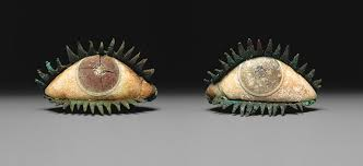 the technique of bronze statuary in ancient essay  pair of eyes