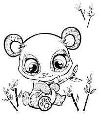 Baby Animal Coloring Pages To Print Cute Coloring Pages Of Baby