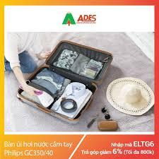 Bàn ủi hơi nước cầm tay Philips GC350/40 | Chính Hãng, Giá Rẻ - Bàn ủi, bàn  là Nhãn hàng PHILIPS