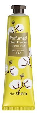 Купить <b>крем</b>-<b>эссенция для рук</b> Perfumed Hand Essence Warm ...