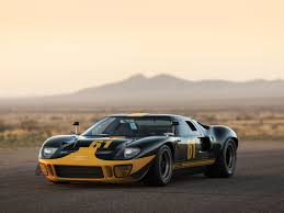RM Sotheby's - 1966 Ford GT40