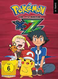 Pokémon Staffel 19: XYZ [6 DVDs]: Amazon.de: Caroline Combrinck, Ken'ichi  Nishida, Daiki Tomiyasu, Makoto Sokuza, Shigeru Ueda, Caroline Combrinck:  DVD & Blu-ray