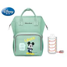 <b>Disney</b> Diaper <b>Bag USB Backpack Large</b> Capacity - Baby Gear City