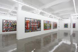 arndt gilbert george installation view gilbert george utopian pictures solo exhibition at arndt singapore 19 5 2015