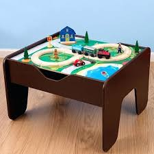 train activity table china high quality wooden