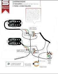 two humbuckers, two coil split push pull pots, one tone Humbucker Coil Diagram Humbucker Coil Diagram #91 humbucker coil splitting wiring diagram