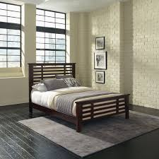 Bed Frame Styles amazon home styles cabin creek bed king kitchen & dining 4298 by xevi.us