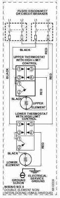 electric water heater heating element replacement procedure Wiring Diagram For Electric Hot Water Heater wiring diagram for electric water heater american water heater co example wiring diagram for electric hot water tank