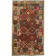 wool kilim rug red handwoven wool rug west elm torres wool kilim rug
