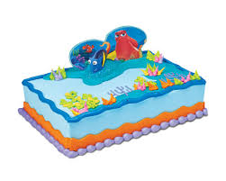finding dory fintastic adventures decopac cake