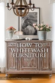 whitewashing furniture with color. Painting It Beautiful With A Whitewash! Whitewashing Furniture Color