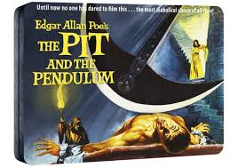 the pit and the pendulum roger corman s horror classic  pit and the pendulum steelbook
