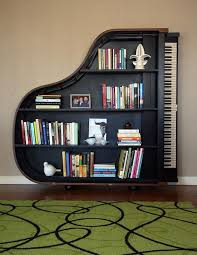 ... Captivating Cool Bookcases Cool Bookshelves Ikea Black Wooden Books:  amazing cool bookcases ...