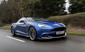 Aston Martin Vanquish Reviews | Aston Martin Vanquish Price ...