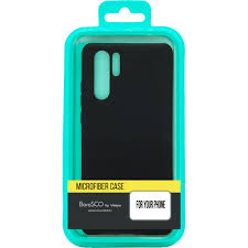 Чехол-накладка для <b>Xiaomi Redmi</b> Note 9 черный, <b>Microfiber Case</b> ...