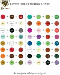 Paint Color Mixing Chart 40 Practically Useful Color Mixing Charts Color Mixing