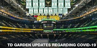 td garden updates regarding covid 19