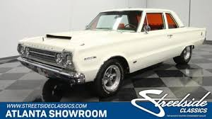 1967 Plymouth Belvedere For Sale In Lithia Springs Ga