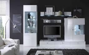 Modern Black And White Living Room White Gloss Living Room Furniture Uk Living Room Ideas