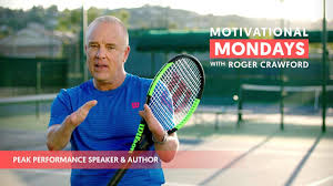 The Power of Consistency! - Motivational Mondays with Roger Crawford -  YouTube
