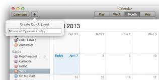 Five Awesome Tips And Tricks To Master Os X Calendar [Feature ...