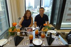 city garden grand hotel. Joining Our Table Are Mitch Velasco And Rochelle Rivera City Garden Grand Hotel