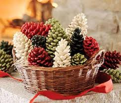 Christmas Pine Cone Crafts