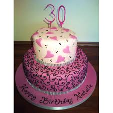 30th Birthday Cake Anns Designer Cakes