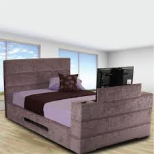 king size tv bed. Perfect Bed Sweet Dreams Mazarine 5FT Kingsize TV Bed  Intended King Size Tv
