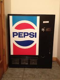 Pepsi Vending Machine For Sale Mesmerizing Brett McAllister On Twitter Rate Vintage Pepsi Vending Machine For