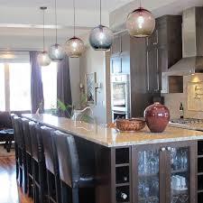 custom 10 inch globe hand blown glass pendant lighting by providence art glass custommade com