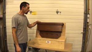 Gun Coat Rack NJ Concealment Furniture Angled Coat Rack YouTube 22