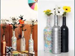 How To Decorate Empty Liquor Bottles Empty Wine Bottle Craft Ideas Set Of Pictures Ideas YouTube 40