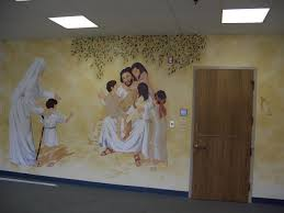 wall murals for churches in ming ga