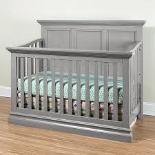 Hanley By Westwood Design Westwood Design Pine Ridge 2 Piece Nursery Set Convertible Panel Crib And 7 Drawer Dresser In Cloud