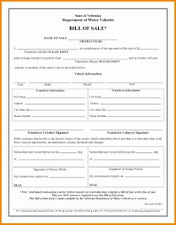 Sample Of Bill Of Sale For Car Sample Bill Of Sale For Car Fresh Free Printable Bill Sale For Boat