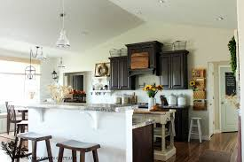 Kitchen Bar Top How To Decorate A Kitchen Bar Top Interior Design Ideas With