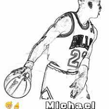 Small Picture Michael Jordan Coloring Pages Free