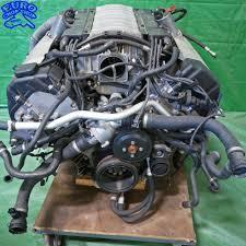 Sport Series 2004 bmw 745li : COMPLETE ENGINE N62 MOTOR ASSEMBLY BMW E63 E64 645Ci 545i 745i ...