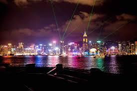 What Time Is The Light Show In Hong Kong Symphony Of Lights Hong Kong Light And Sound Show At