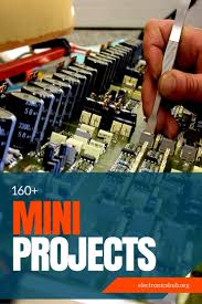 Simple Design Engineering Projects 200 Best Electronics Mini Projects Circuits Working