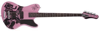 bass simon gallup ultra spitfire bass