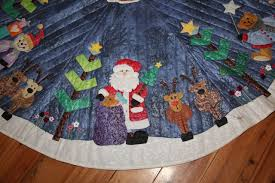 Tree Skirt Patterns Awesome Inspiration Design
