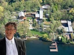 Crazy Facts About Bill Gates' $127 Million House