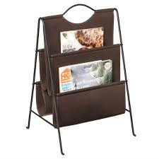 Faux Leather Magazine Holder New Cheap Brown Leather Magazine Rack Find Brown Leather Magazine Rack