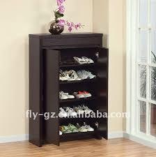 cheap wooden shoe cabinet,shoe rack design